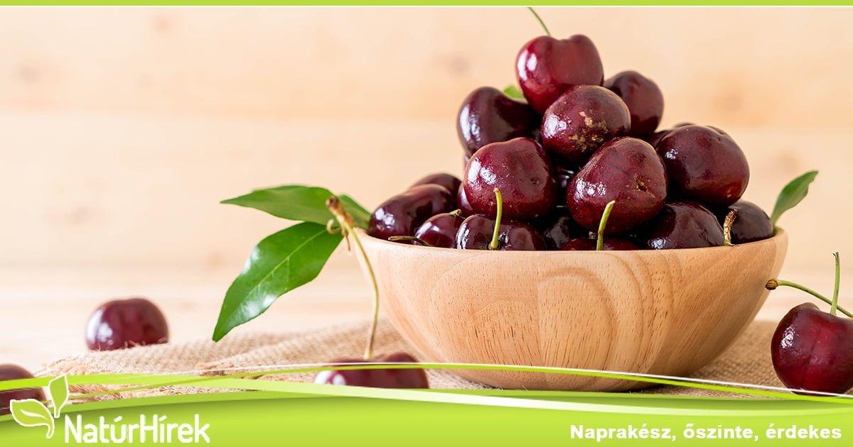 fogyókúrás cseresznye)